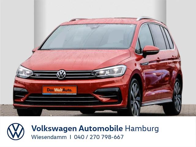 Volkswagen Touran 2.0 TDI DSG Highline anklappbare AHK Klima LM Navi R-LINE, Jahr 2016, Diesel