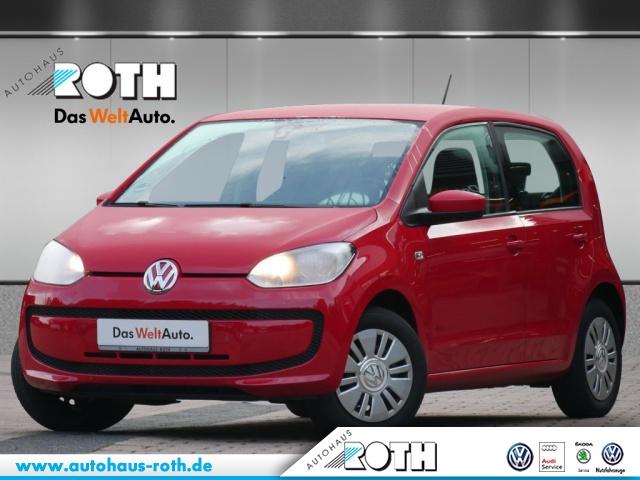 Volkswagen up! 1.0l KLIMA PDC GRA, Jahr 2016, Benzin