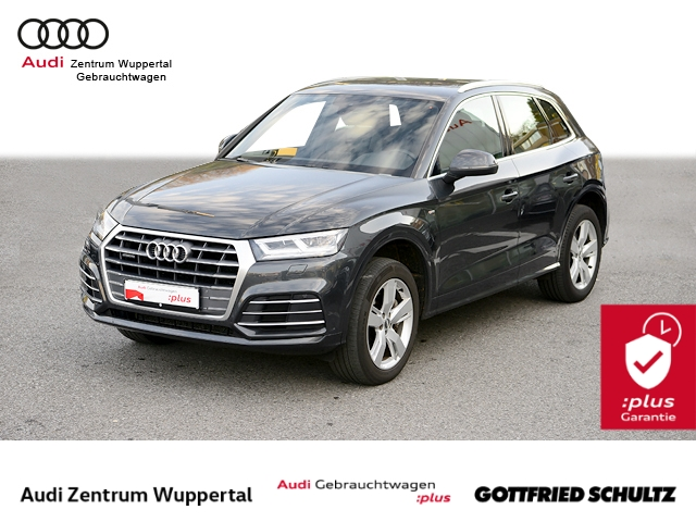 Audi Q5 2.0TDI 2X S-LINE LEDER LED R-KAM NAV SHZ CONNEC Sport, Jahr 2017, Diesel