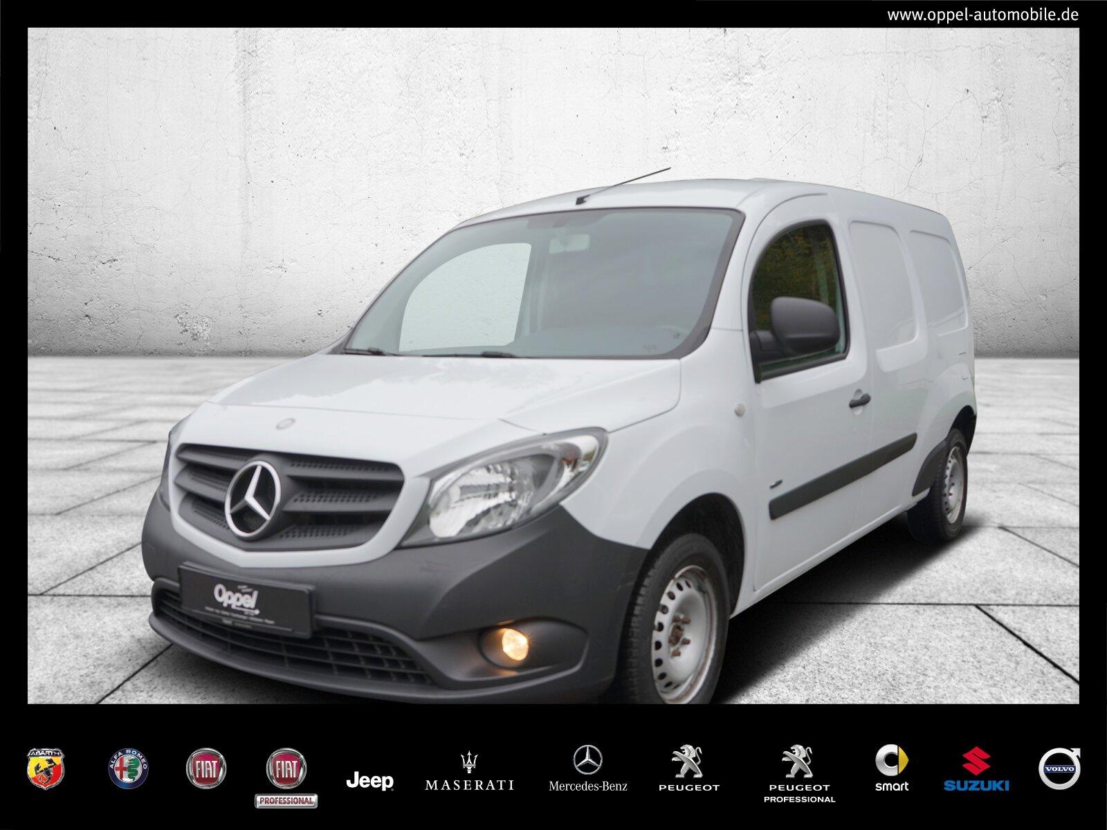 Mercedes-Benz Citan 109 CDI KASTEN +KLIMA+L-R SENSOR+RADIO+LM+, Jahr 2017, Diesel