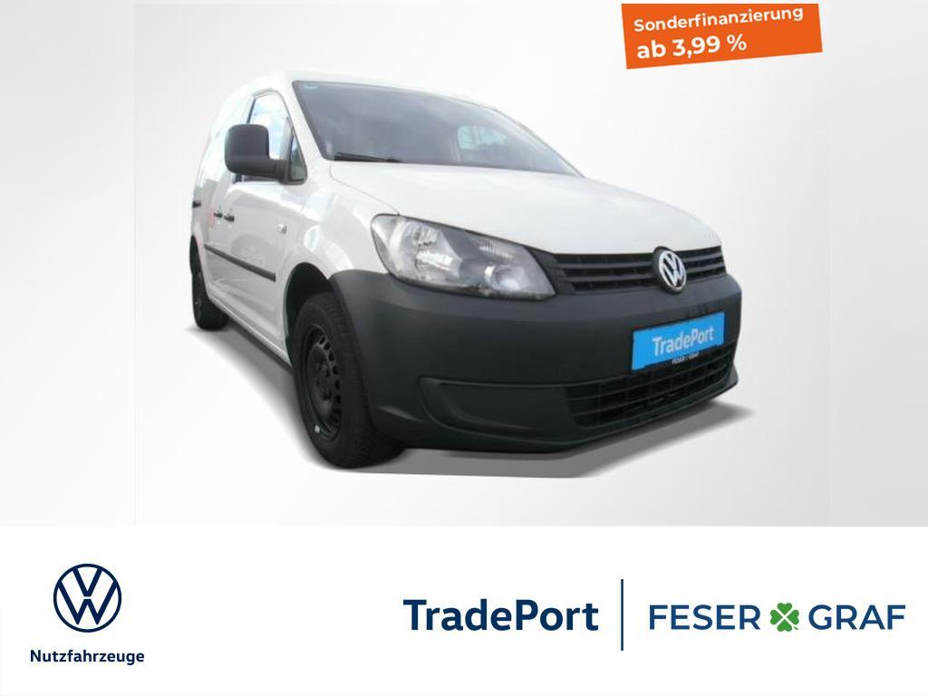 Volkswagen Caddy 1.6 TDI Kasten Klimaanlage Heckflügeltüren, Jahr 2014, Diesel