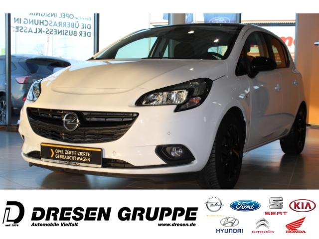 Opel Corsa Color Ed. Klima+SHZ+PDC v/h+Navigationslink, Jahr 2019, Benzin