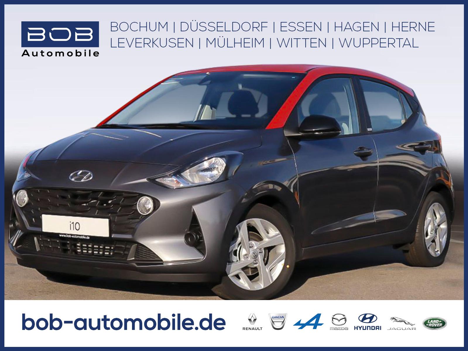 Hyundai i10 1.2 Benzin Trend Komfort-P SHZ PDC, Jahr 2020, Benzin