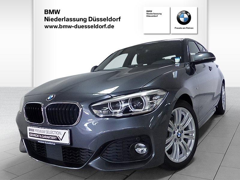 BMW 125i 5-Türer M Sportpaket, Jahr 2016, Benzin