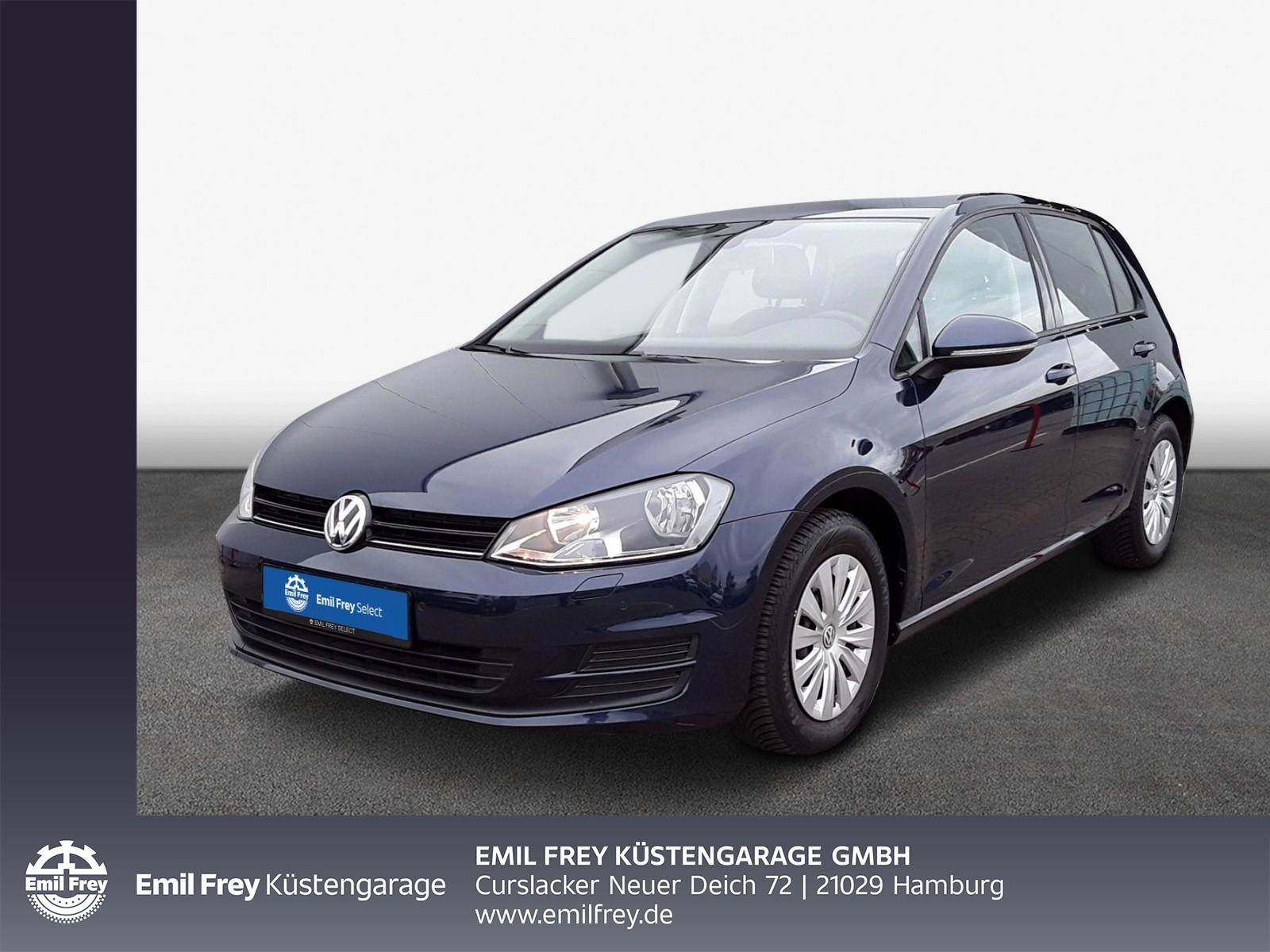 Volkswagen Golf VII 1.2 TSI Trendline Climatronic, PDC, Sitzheizung, Jahr 2014, Benzin