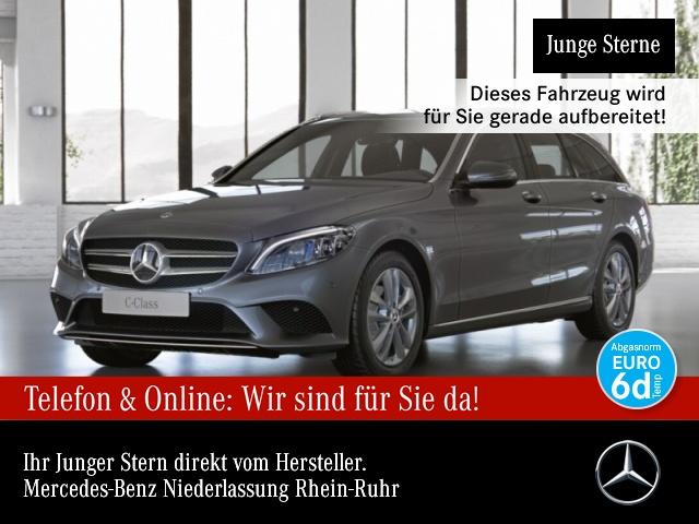 Mercedes-Benz C 220 d T Avantgarde Multibeam AHK Kamera SpurPak, Jahr 2018, Diesel