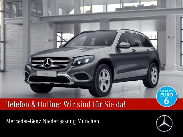 Mercedes-Benz GLC 250 d 4M Exclusive Pano COMAND ILS LED AHK PTS, Jahr 2016, Diesel
