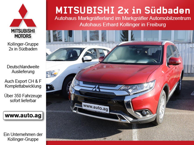 Mitsubishi Outlander ACTIVE NAVI, Jahr 2019, Benzin