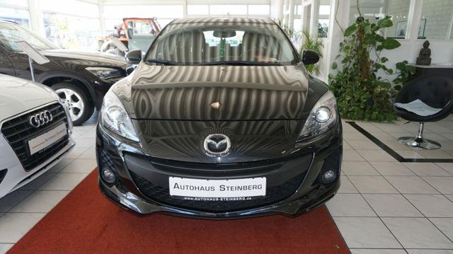 Mazda 3 2.0 MZR AUTOMATIK+NAVIGATION+XENON+SHZ+TEMPOMA, Jahr 2013, Benzin