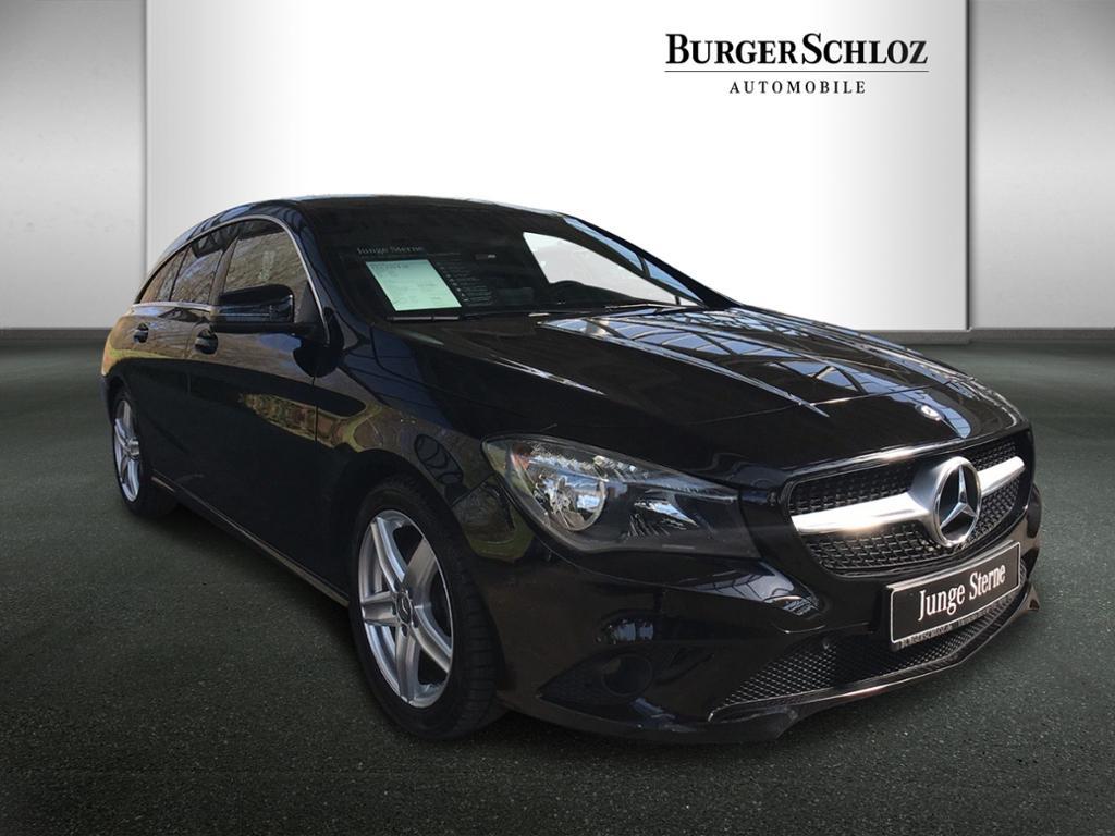 Mercedes-Benz CLA 220 d Shooting Brake Urban/Navi/PDC, Jahr 2015, Diesel