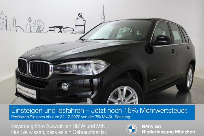 BMW X5 xDrive30d Xenon Navi Prof. RTTI Fl.Ass. Shz, Jahr 2017, Diesel
