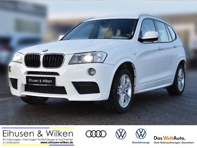 BMW X3 xDrive 20d, Geländewagen xDrive*20d*Bi-XENON*, Jahr 2013, diesel
