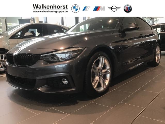 BMW 420 Gran Coupe i M Sportpaket LED Navi e-Sitze Rückfahrkam. ., Jahr 2020, Benzin