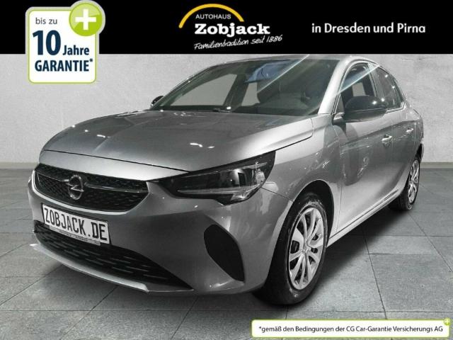 Opel Corsa F 1.2T Edition Automatik LED Kamera SHZ, Jahr 2020, Benzin