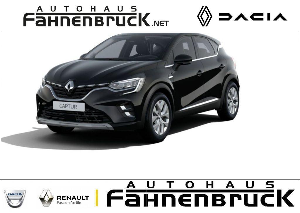 Renault Captur INTENS TCe 90 ABS Fahrerairbag ESP SERVO, Jahr 2021, Benzin