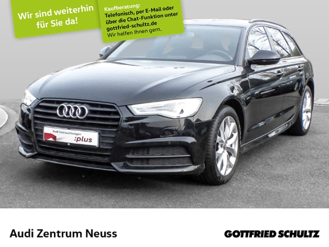 Audi A6 1.8 TFSI S-tronic NAVI PDC VO HI KAM EL.KO Avant ultra, Jahr 2018, Benzin