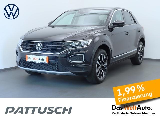 Volkswagen T-Roc 1.5 TSI DSG United Navi LED ACC PDC DAB+, Jahr 2020, Benzin