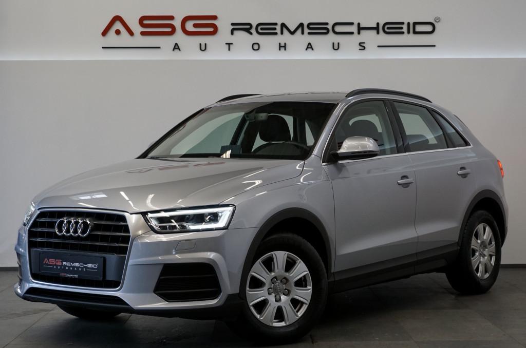 Audi Q3 2.0 TDI *Navi *LED *Euro 6* 63TKM*, Jahr 2015, Diesel