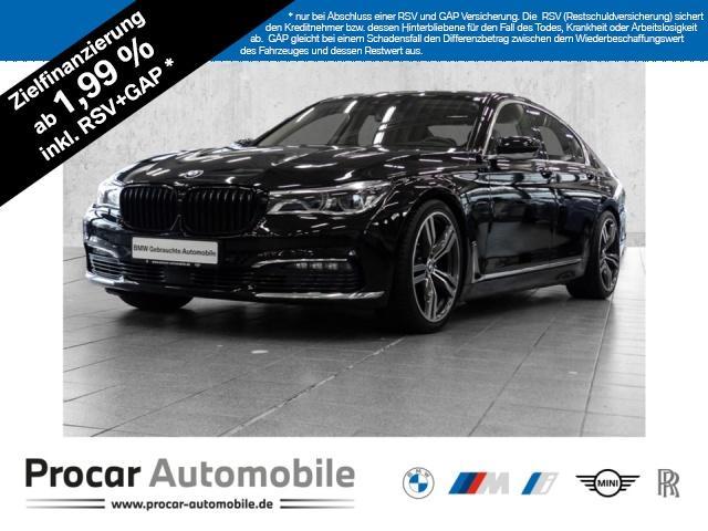 BMW 730d Innovationsp. Navi Prof. Komfortsitze HIFI, Jahr 2016, Diesel