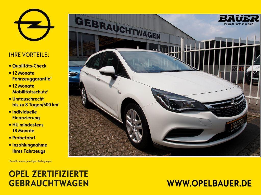 Opel Astra 1.4 Turbo Sports Tourer Edition, Jahr 2018, Benzin
