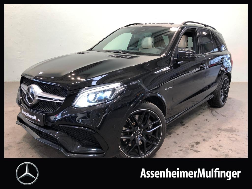 Mercedes-Benz GLE 63 AMG 4matic **DriverŽs Package/21''/Night, Jahr 2016, Benzin