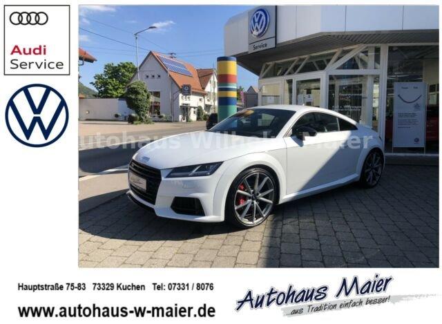 Audi TTS Coupe 2.0 TFSI S tronic quattro, Jahr 2017, Benzin