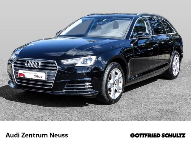 Audi A4 Avant sport 2.0 TDI NAVI,VIC,PDC VO+HI,SH,SMART Sport, Jahr 2016, Diesel