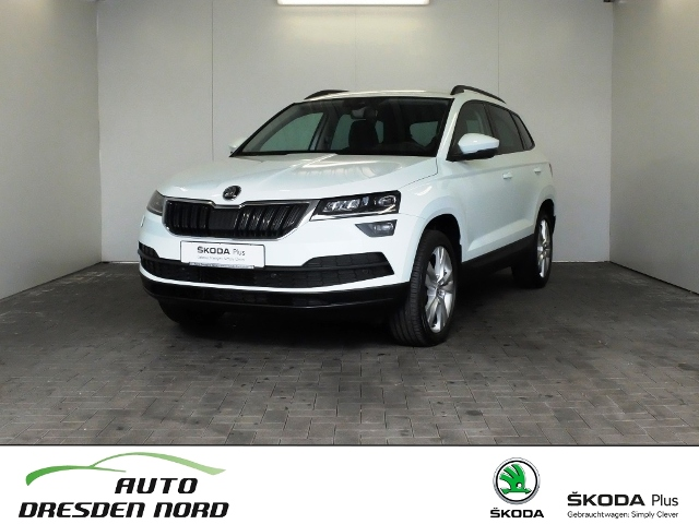 Skoda Karoq Style *LED / NAVI*, Jahr 2018, Benzin