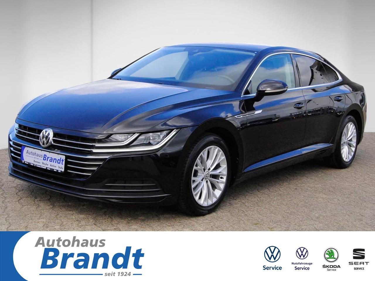 Volkswagen Arteon 2.0 TDI DSG*LED*NAVI*GRA*KLIMA*PDC*SHZ, Jahr 2017, Diesel