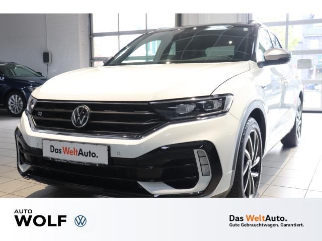 Volkswagen T-Roc R 2.0 TSI 4Motion EU6d-T LED Navi Keyless ACC Rückfahrkam. Allrad Panorama, Jahr 2020, Benzin