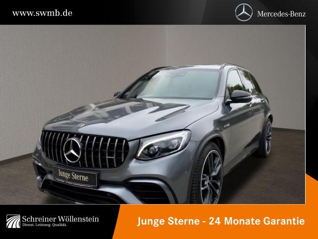 Mercedes-Benz AMG GLC 63 4M *Burmester*Memory*Kamera, Jahr 2018, Benzin