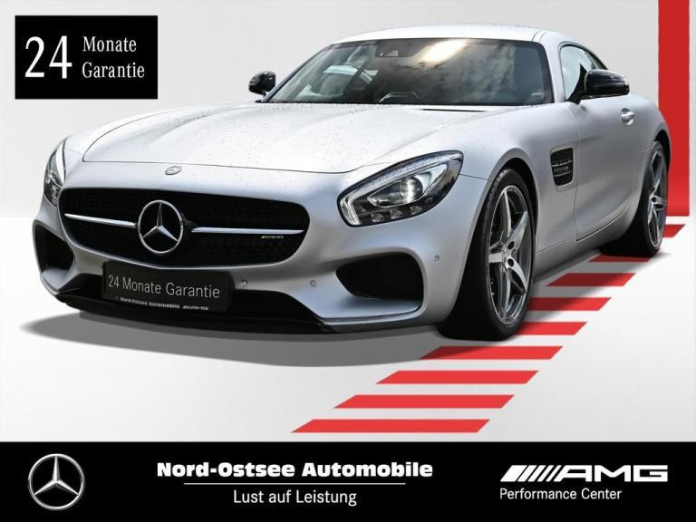 Mercedes-Benz AMG GT S finanzieren