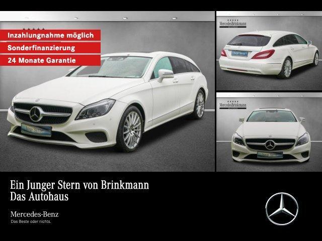 Mercedes-Benz CLS 350 d Shooting Brake Comand/SHD/Xenon/SHZ/BC, Jahr 2015, diesel