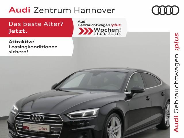 Audi A5 Sportback 50 TDI qu. sport Navi+Pano+Connect+virtual Cockpit, Jahr 2019, Diesel