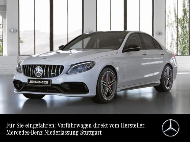 Mercedes-Benz C 63 S Sportpaket Bluetooth Head Up Display Navi, Jahr 2019, Benzin