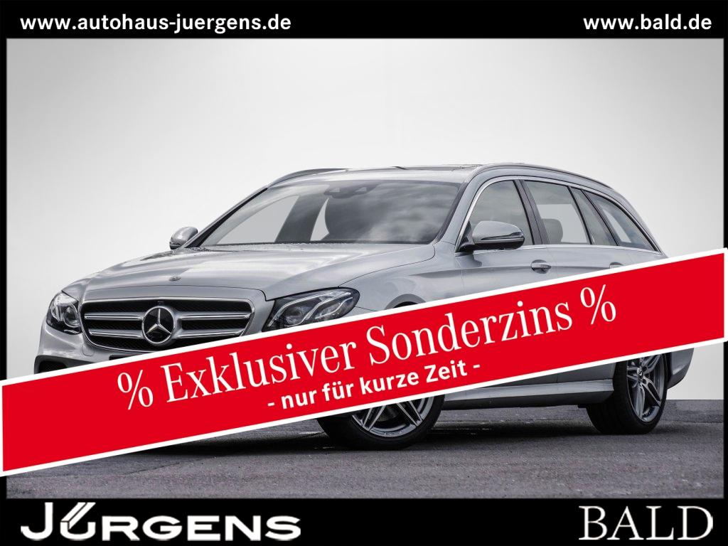 Mercedes-Benz E 450 T 4M AMG-Sport/Comand/Wide/ILS/ShD/360/19', Jahr 2019, Benzin