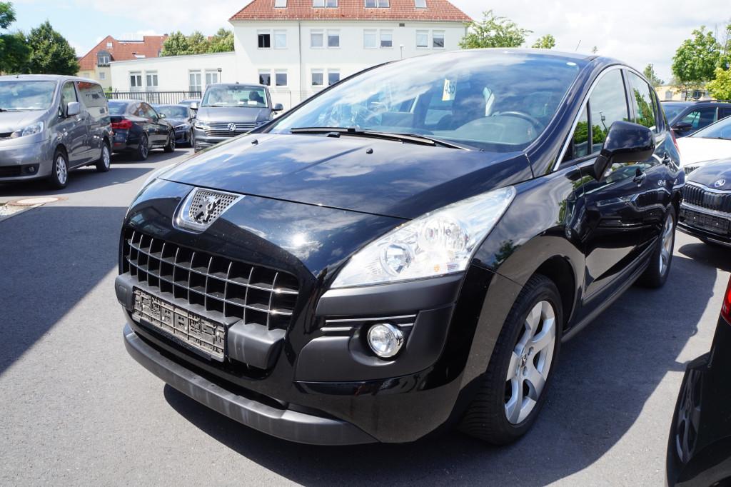 Peugeot 3008 Active*Navi*PDC*Tempomat*Klimaautomatik*, Jahr 2013, Diesel
