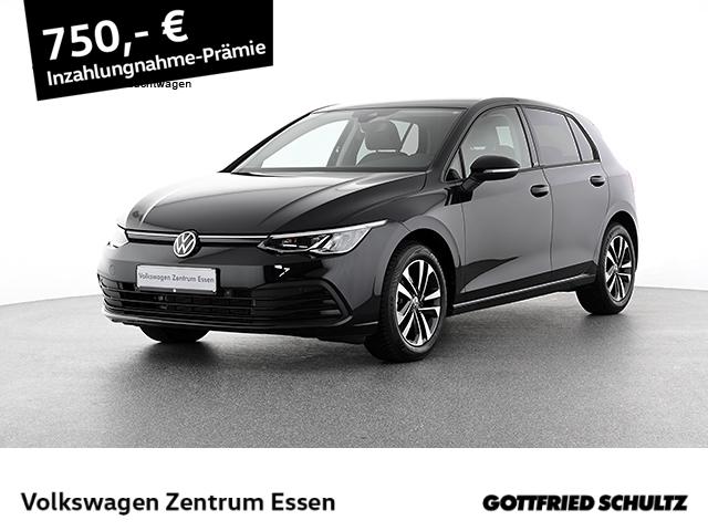 Volkswagen Golf United 1 0 eTSI DSG Navi SHZ Keyless ACC, Jahr 2021, Benzin