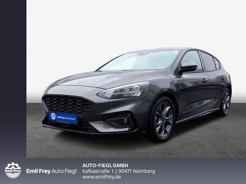Ford Focus 1.5 EcoBlue Start-Stopp-System ST-LINE, Jahr 2020, Diesel