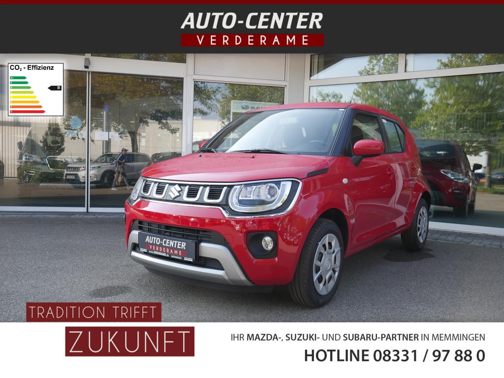 Suzuki Ignis 1.2 Club Dualjet HYBRID, Jahr 2021, Hybrid