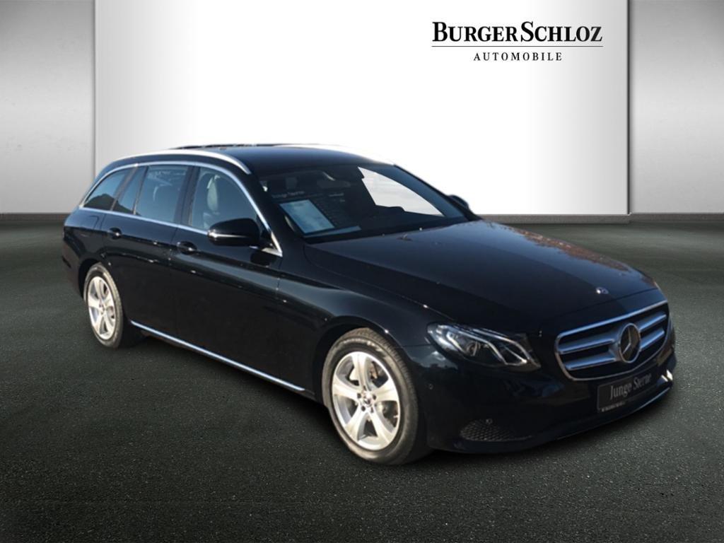 Mercedes-Benz E 250 T Avantgarde Comand/Distronic/LED/Kamera, Jahr 2017, Benzin