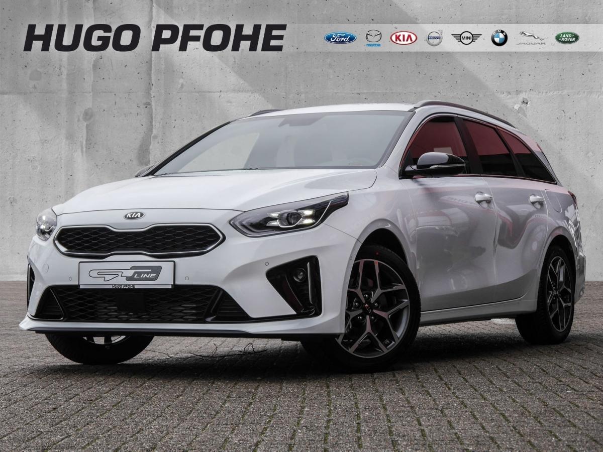 Kia cee'd sw 1.4 T-GDI GT Line | UPE 30.462 EUR, Jahr 2019, Benzin