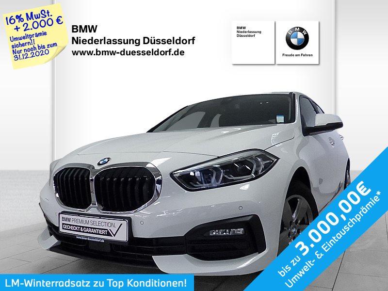 BMW 116d 5-Türer Advantage, Jahr 2020, Diesel