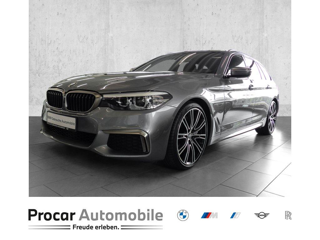 BMW M550d xDrive Touring Aktivlenkung LED Finanz. 1%, Jahr 2019, Diesel