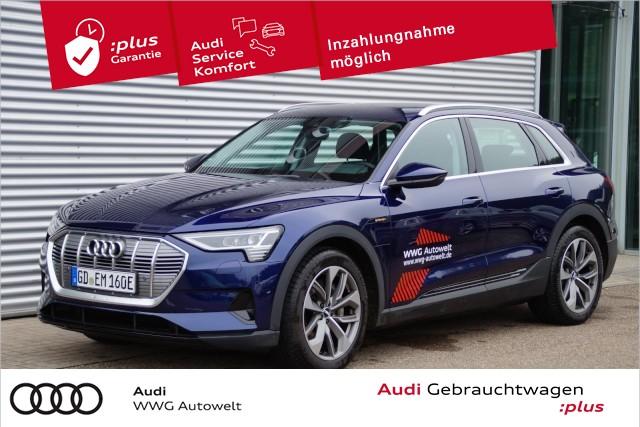 Audi e-tron 50 quattro, Virtual Cockpit,Matrix LED,Rückfahrkamera,Assistenzpaket, Jahr 2020, Elektro