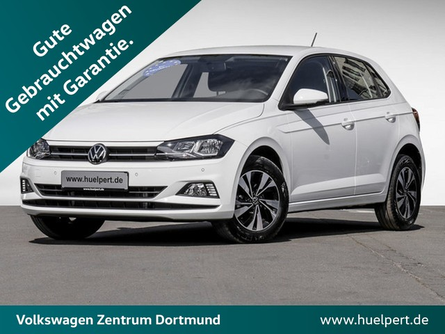Volkswagen Polo 1.0 Edition One DSG DAB+ APP-CONN PDC GRA ALU, Jahr 2021, Benzin