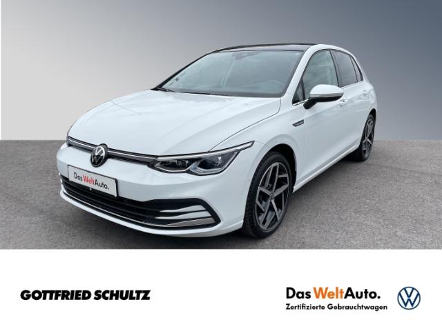 Volkswagen Golf Style 1.5 TSI LED PANO NAVI, Jahr 2020, Benzin