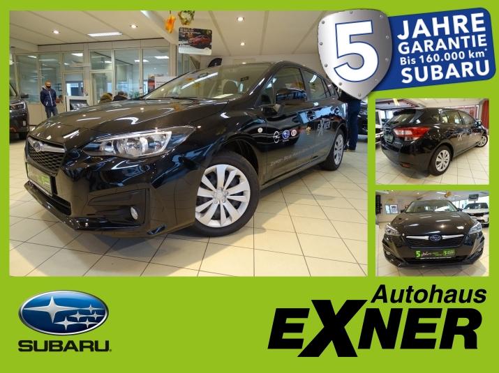 Subaru Impreza 1.6 i, Allrad, Automatik, Winterräder, Jahr 2020, Benzin