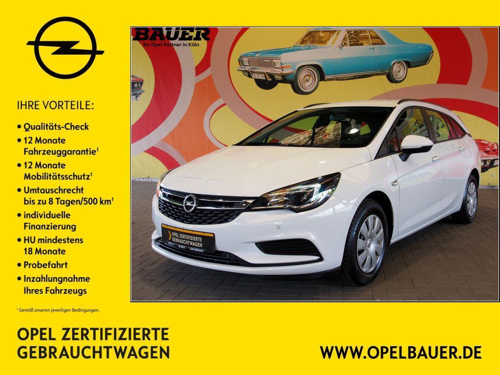Opel Astra 1.0 Turbo Sports Tourer Edition, Jahr 2018, Benzin
