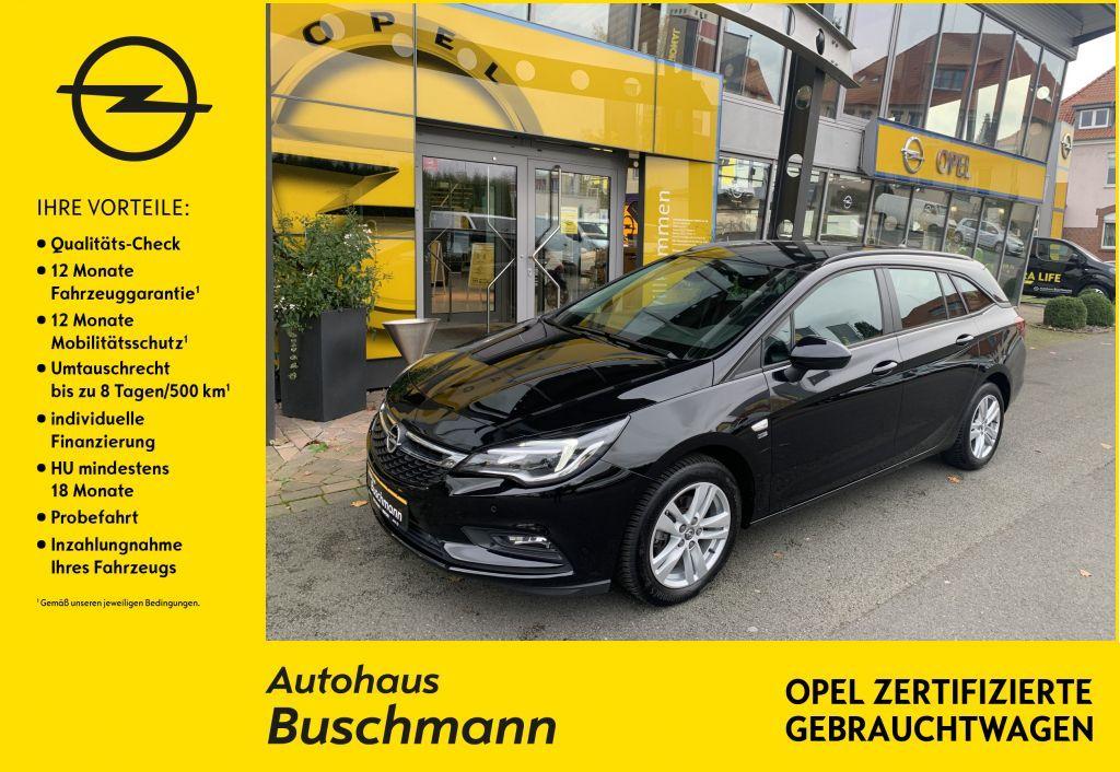 Opel Astra 1.4 Turbo ST 120 Jahre, Jahr 2019, Benzin
